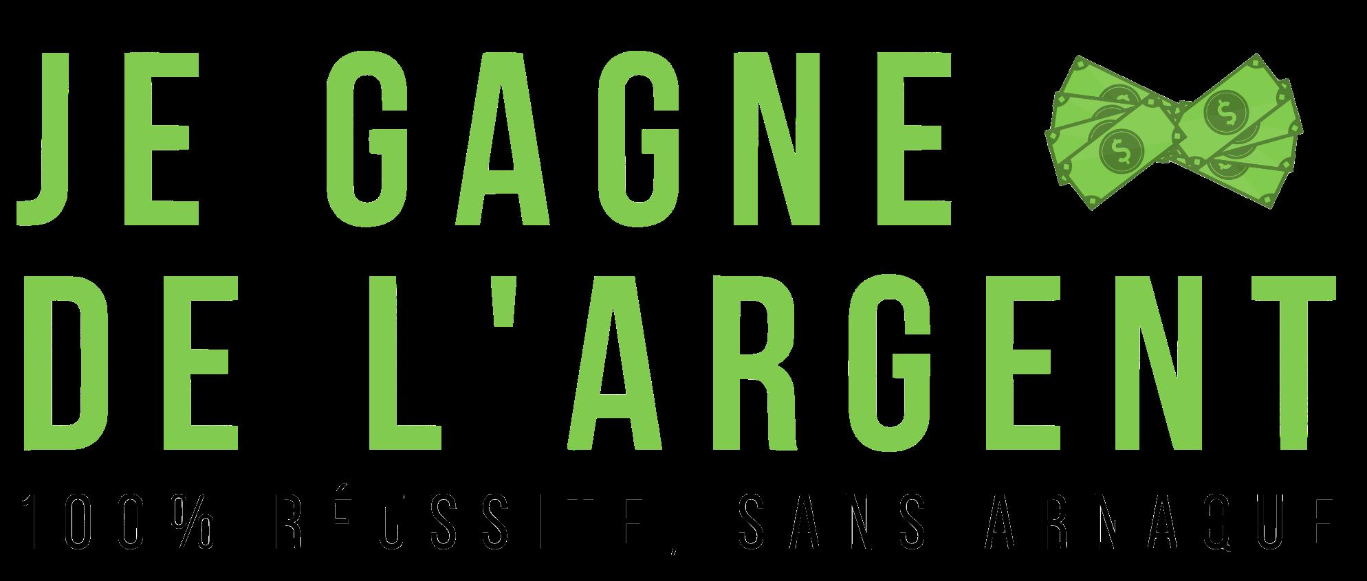 Jegagnedelargent: 99 méthodes et idées réelles pour gagner de l'argent