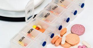 médicaments et gellules